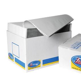 Papel 9 1/2 X 5 1/2 1 Tanto Blanco Con 6, 000 Formas, 1 Caja