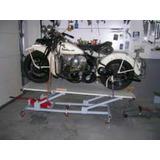 Banco Elevador De Motos Hidraulico