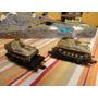 Vagones Fleischmann Con Tanques Alemanes C/u 400 $