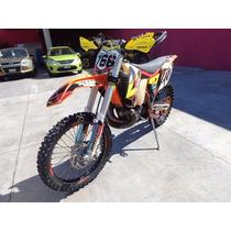 Motocicleta Ktm 300 Xc 2014 Naranja