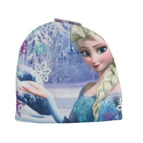 Gorro Bonete Beanie Original Niña Disney Frozen Elsa