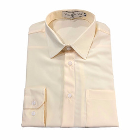 Camisa Social Slim Fit 100% Microfibra - Não Amassa