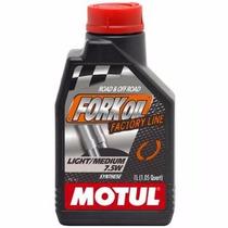 Óleo Motul Fork Oil Factory Line 7,5w 100%sintetico