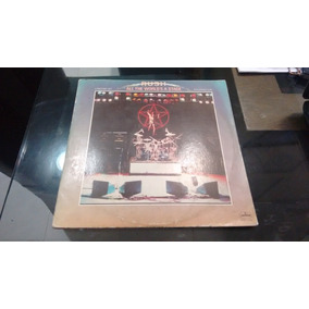 Lp Rush All The Worlds A Stage Importad En Acetato,long Play