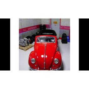Restauración Y Personalización De Carros A Escala