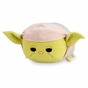 Star Wars Peluche Yoda Tsum Tsum De Felpa Grande 40 Cm Nuevo