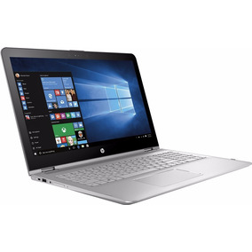 Notebook Hp X360 2 Em 1 I7 16gb 128ssd + 1tb 15.6 Touch Fhd