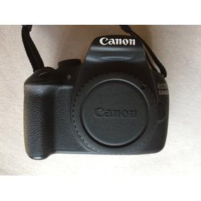 Canon 1200d +lente 18/55mm 50 Disparos Como Nueva