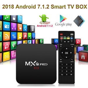 Kit Pc Tv Android Box Youtube Netflix Apps Filmmes Seriess +