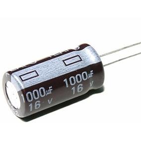 Capacitor Condensador Tarjeta Madre Modem Pc 1000uf 16v 105º
