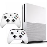 Consola Xbox One S 1tb + 2 Controles, Aprovecha Promoción