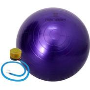 Pelota Fitness/yoga 85cm Ranbak 736 C/inflador Envio+cuotas