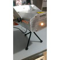 Laser Multipunto Rojo Verde Audioritmico Dj Tripode