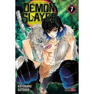 Demon Slayer - Kimetsu No Yaiba 07 - Manga - Ivrea