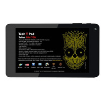 Tablet Sim700 Simpson 7 Pulg Dual Core Android 4.4 Techpad