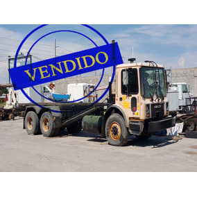 Vendido!!! Roll Off Recolector Chatarra Mack Precio Neto