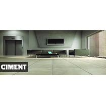 Cer Cortines Ciment Arena Gris Verde Azul Negro40x40 2da Cal
