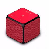 Caixa De Som Portátil Sony Srs-x11 Bluetooth/nfc/ Vermelho