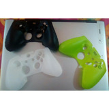 Forro De Silicon Para Control De Xbox!!!
