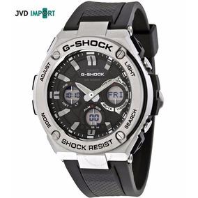 Reloj Casio G-shock Solar Gst-s110-1a - 100% Nuevo En Caja