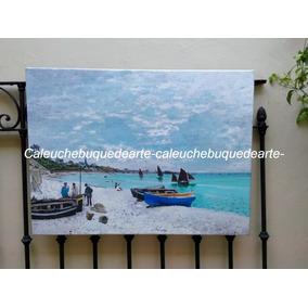 Cuadros Láminas Impresiones Lienzo - Claude Monet 60x40