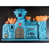 Castillo Medieval Azul