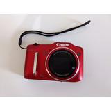 Câmera Digital Powershot Sx160 Is Canon