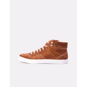 Zapatilla Bowen Tipo Botita De Gamuza Harper Footwear