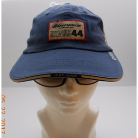 Gorra Original Nueva Abercrombie&fitch 44 Azul