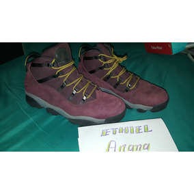 Jordan Botas Guindas 9 Mx Calzado