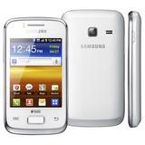 Celular Smartphone Samsung Galaxy Y Duos S6102 Dual Chip 3mp