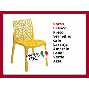 Cadeira Italiana Gruvyer - Polipropileno