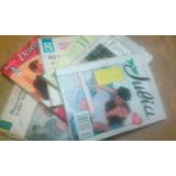 2941 Lote 6 Libros/ Revista Corin Tellado/carola/julia/deseo