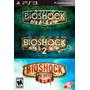 Bioshock Trilogy Ps3 Digital   Incluye 3 Juegos Tenelo Choko