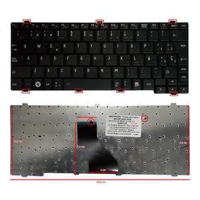 Teclado Toshiba Netbook Nb200 Nb205 Nb300 Series Servcomp