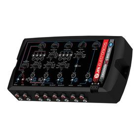 Crossover Jfa X5 Bass Evo Com 5 Vias Digital ( Lançamento)