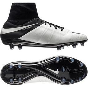 huge selection of 9d319 15365 Guayos Hypervenom Phantom Ii Fg Nike - Blanco negro