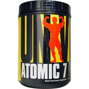 Atomic 7 Universal Post Work Aminoacidos Bcaa Recuperacion