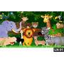 Safari Animais Painel 3m² Lona Festa Aniversario Decoração