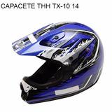 Capacete Motocross Thh Tx Tam 60