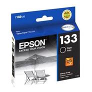 Tinta Epson 133 Negro Original - Audiomobile