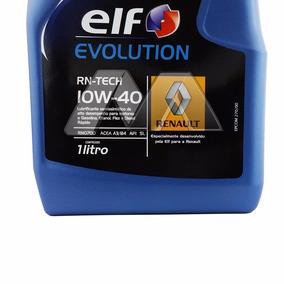 Óleo Elf 10w40 Semissintético Acea A3/b4 Api Sl Rn0700