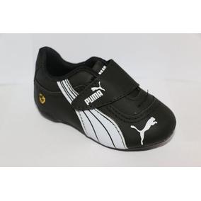 b582fb60720 Tênis Infantil Puma Com Velclo Promoção Barato