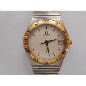 Reloj Omega Constellation Quarzo Acero/oro Caballero-valuado