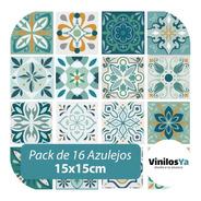 Vinilos Decorativos Aqua Vintage Azulejos Adhesivos