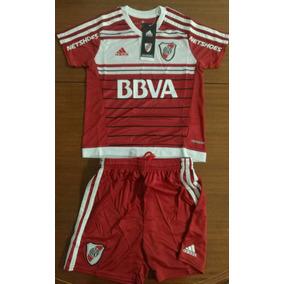 Conjunto River Plate 2017 Alternativo Original Niños Oferta!