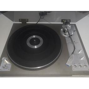 Toca Discos Polivox Td-5000 Com Pitch Direct Drive