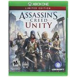 Videojuego Assassins Creed Unity Para Xbox One Envio Gratis