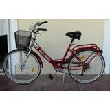 Bicicleta Olmo Primavera Rod. 26 ¡impecable! Zona Oeste Gba!