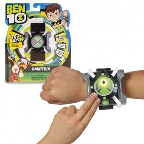 Reloj De Ben 10 Omnitrix X 30 Frases Español Bunny Toys
